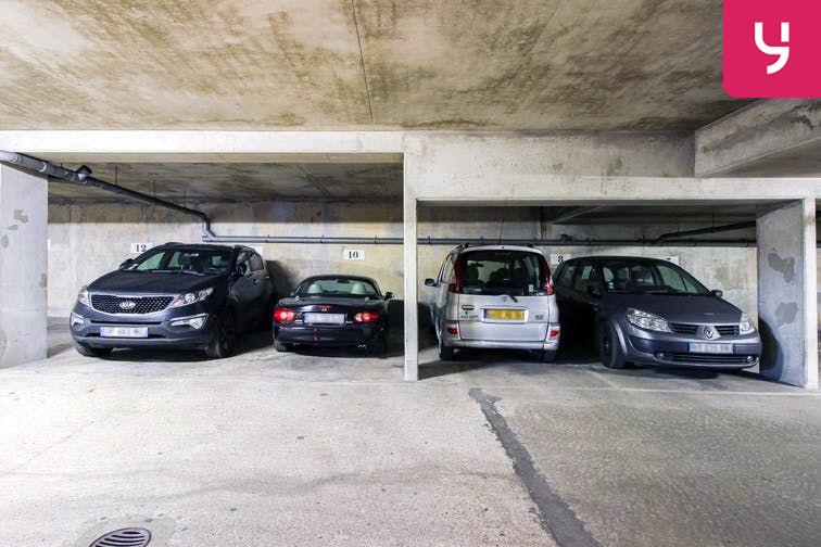 Parking Gripons - Pasteur - Le Kremlin-Bicêtre (place double) 7 rue Babeuf