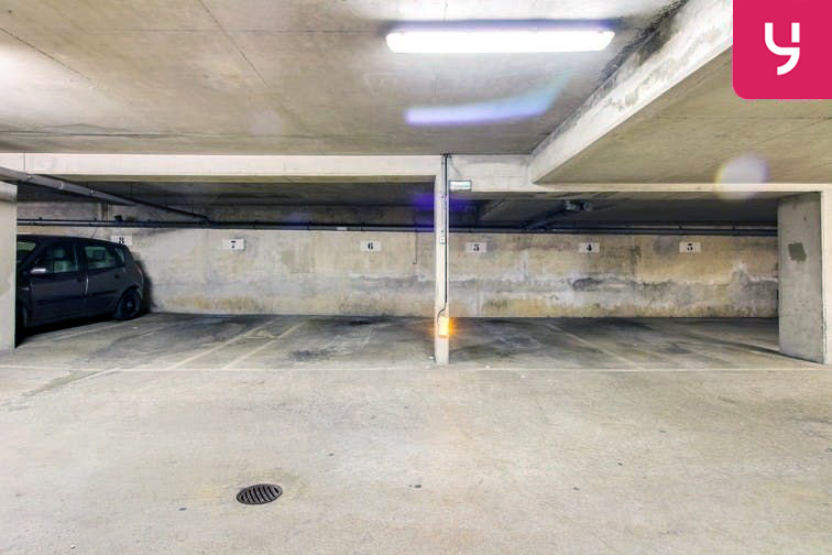 Parking Gripons - Pasteur - Le Kremlin-Bicêtre (place double) 24/24 7/7