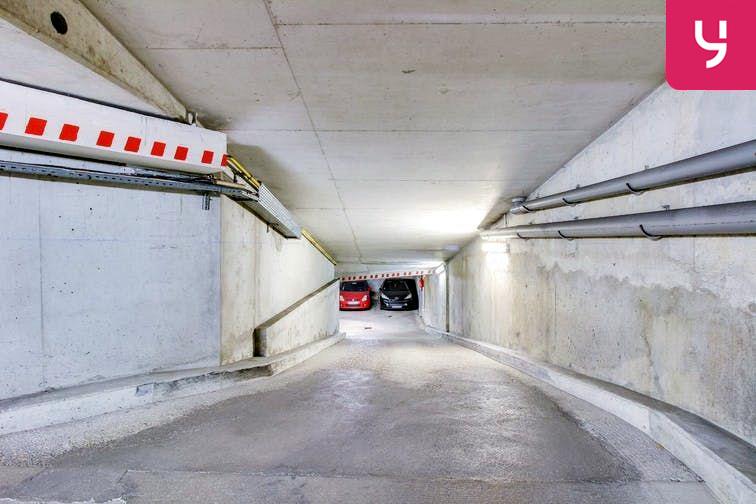 Parking Gripons - Pasteur - Le Kremlin-Bicêtre (place double) sécurisé