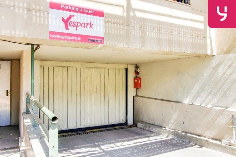 Parking Gripons - Pasteur - Le Kremlin-Bicêtre (place double) en location