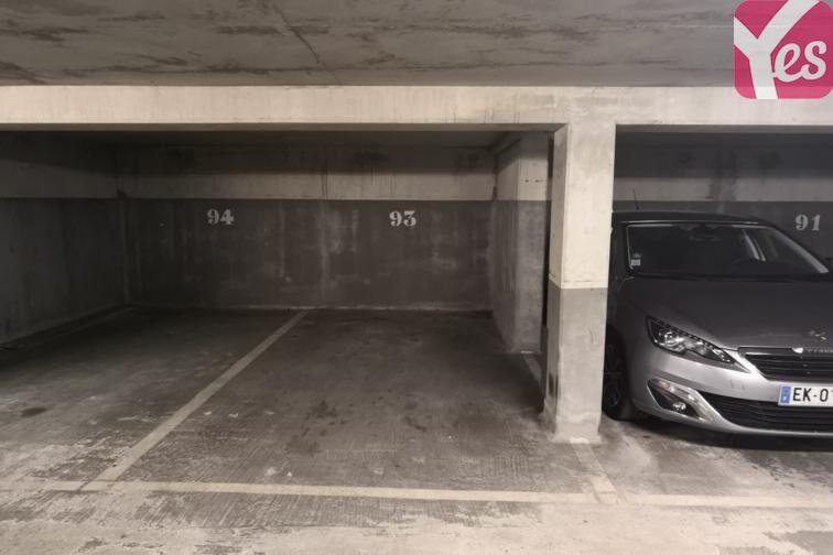 Parking Pereire - Paris 17 box