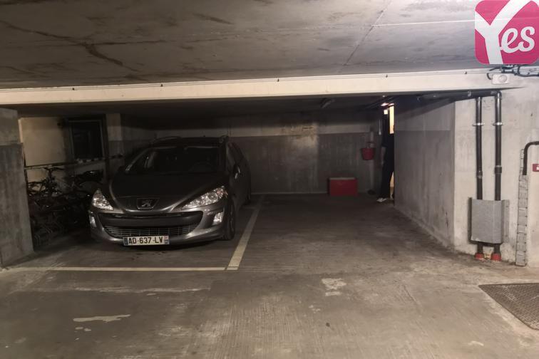 Parking Pereire - Paris 17 gardien