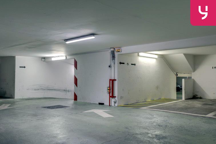 Parking Regard Saint-Martin - Paris 20 (place moto) avis