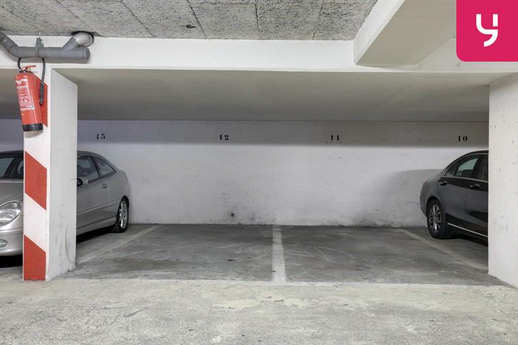 Parking Regard Saint-Martin - Paris 20 (place moto) gardien