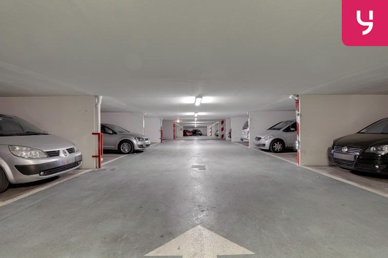 Parking Regard Saint-Martin - Paris 20 (place moto) 39 rue de la Mare