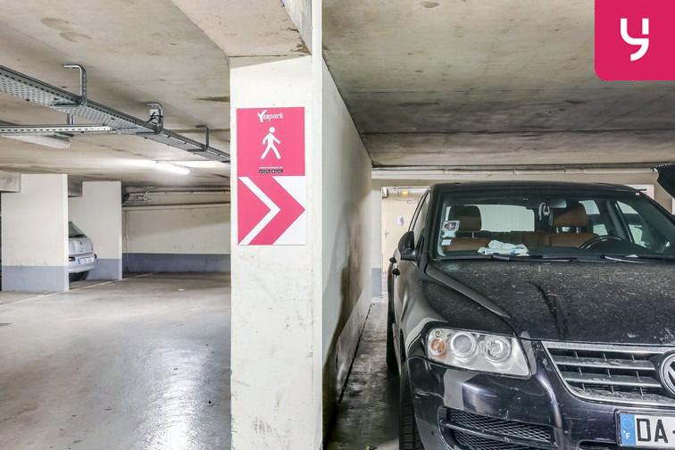 Parking Pierrefitte-sur-Seine - Jacques Prévert (box) Pierrefitte-sur-Seine