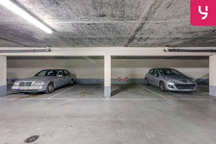 Parking Pierrefitte-sur-Seine - Jacques Prévert (box) 24/24 7/7
