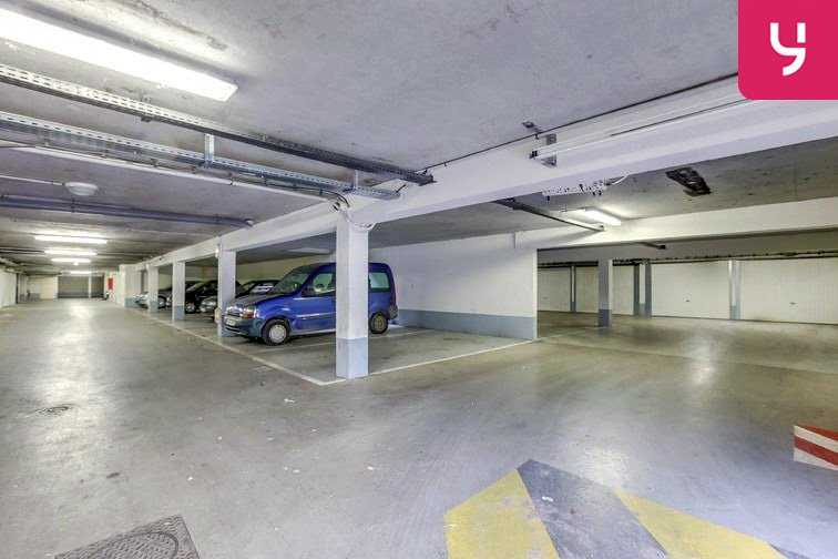 Parking Pierrefitte-sur-Seine - Jacques Prévert (box) avis
