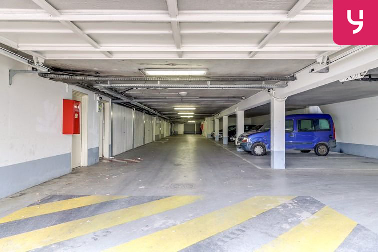 Parking Pierrefitte-sur-Seine - Jacques Prévert (box) souterrain