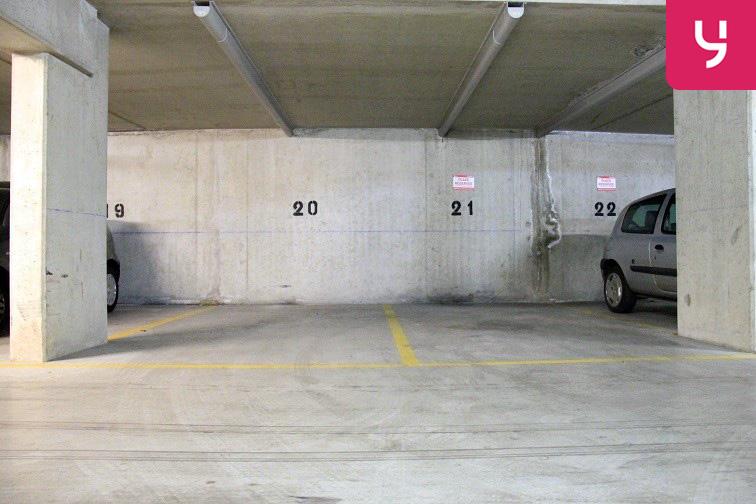 Parking Nanterre - Préfecture 92000