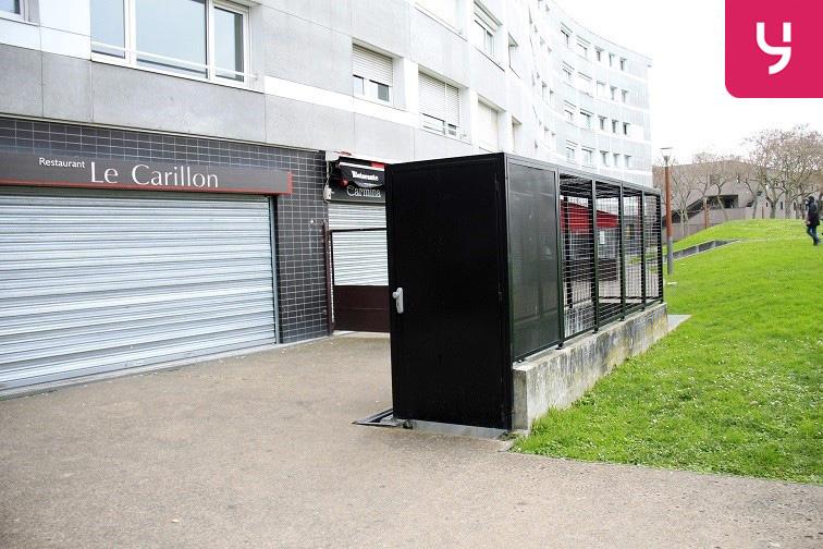 Parking Nanterre - Préfecture en location