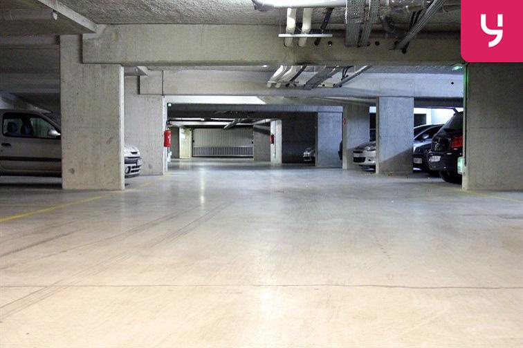 Parking Nanterre - Préfecture location