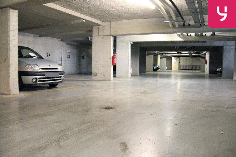Parking Nanterre - Préfecture location mensuelle