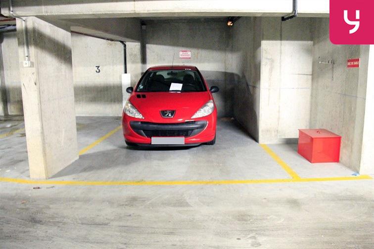 Parking Nanterre - Préfecture pas cher