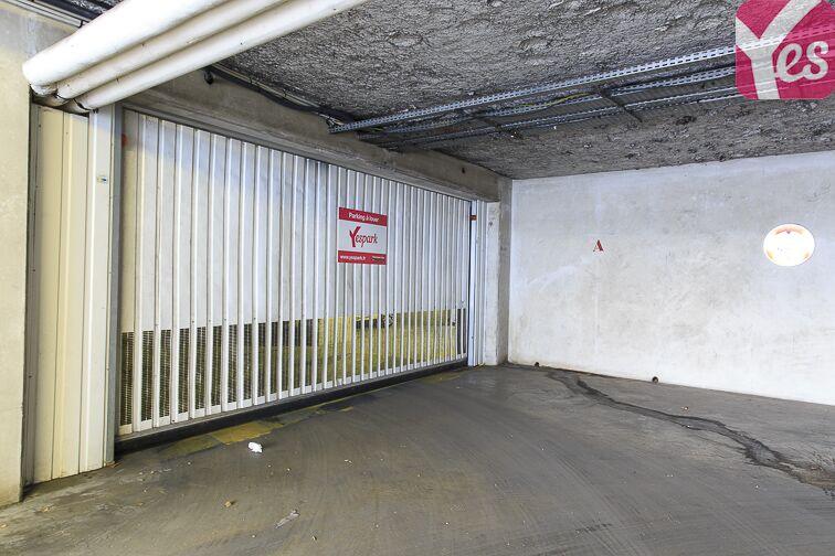 Parking Nanterre - Préfecture 6 allée le Corbusier