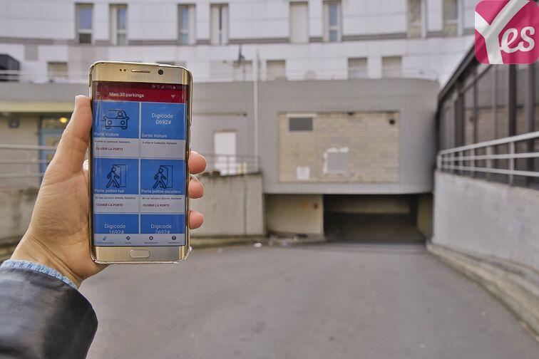 location parking Nanterre - Préfecture
