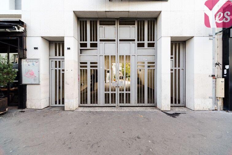 Parking Basfroi - Bastille box