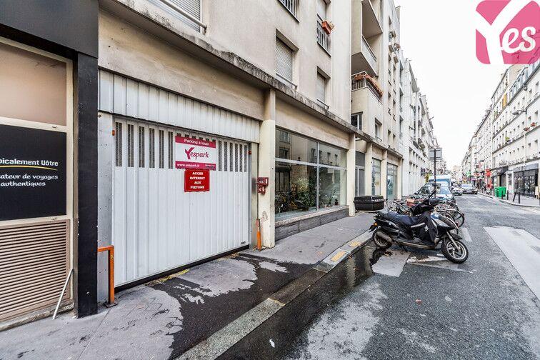 Parking Basfroi - Bastille Paris
