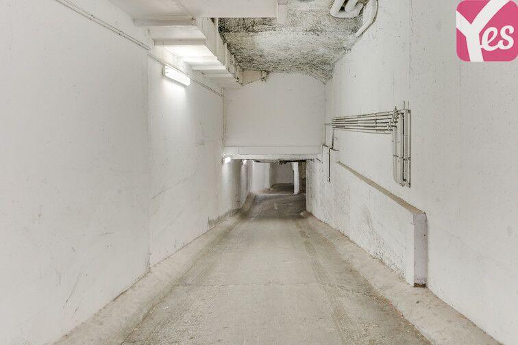 Parking Basfroi - Bastille sécurisé
