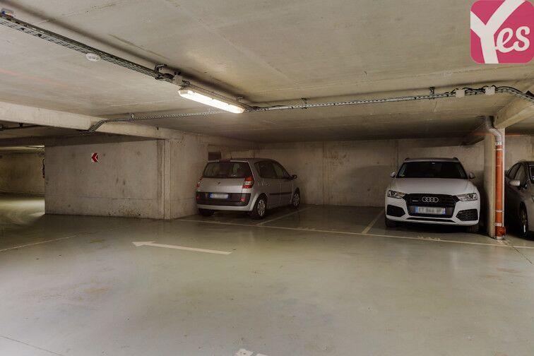 Parking Basfroi - Bastille 24/24 7/7