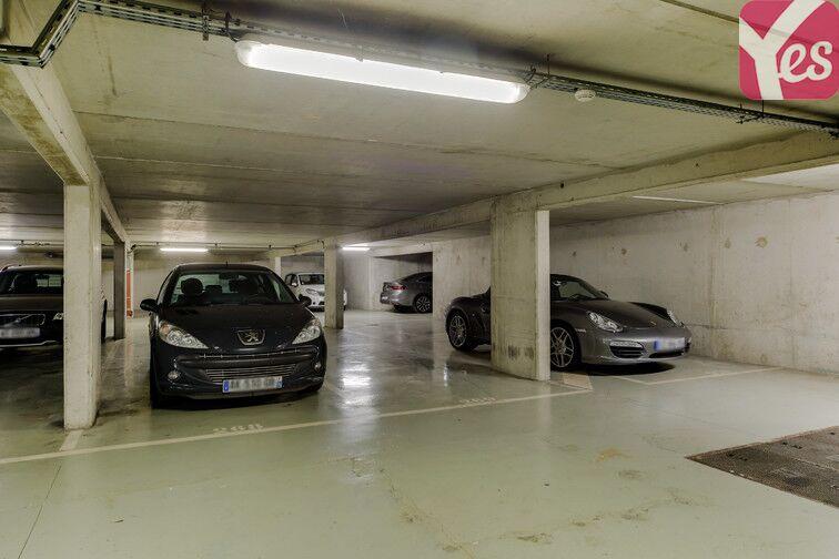 Parking Basfroi - Bastille avis