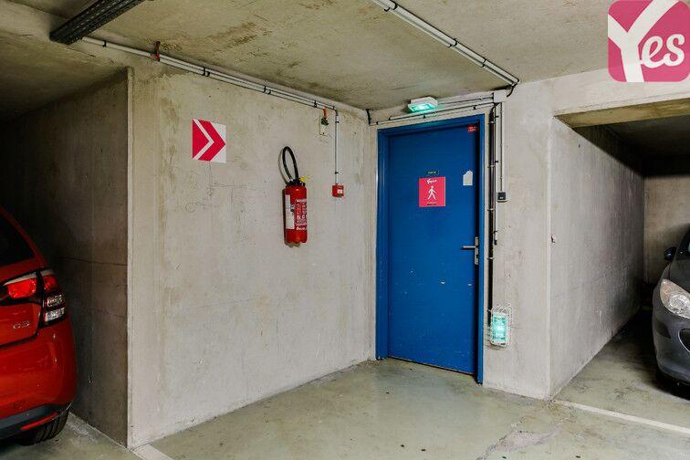Parking Basfroi - Bastille souterrain