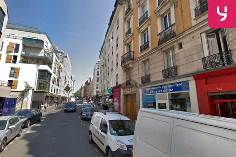 Parking Chemin Vert - Paris 11 24/24 7/7