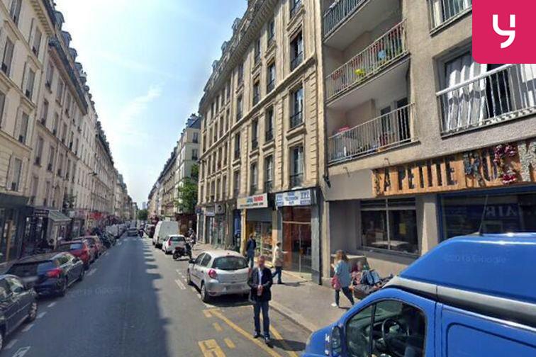 Parking Chemin Vert - Paris 11 location