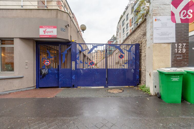 Parking Chemin Vert - Paris 11 75011
