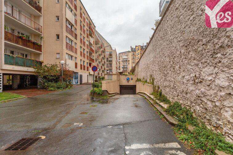 Parking Chemin Vert - Paris 11 pas cher