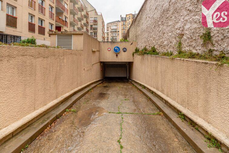 Parking Chemin Vert - Paris 11 sécurisé