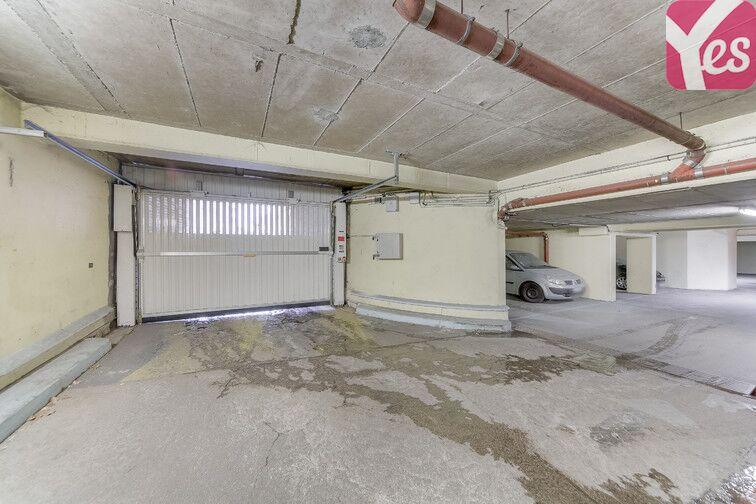 Parking Chemin Vert - Paris 11 souterrain