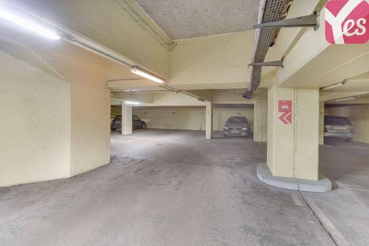 Parking Chemin Vert - Paris 11 gardien