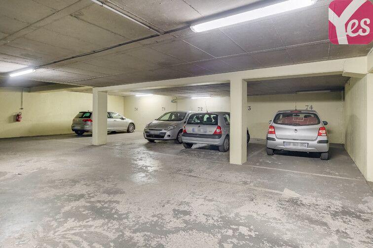 Parking Chemin Vert - Paris 11 Paris