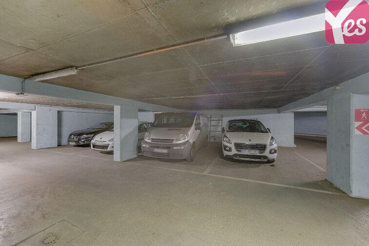 Parking Chemin Vert - Paris 11 location mensuelle