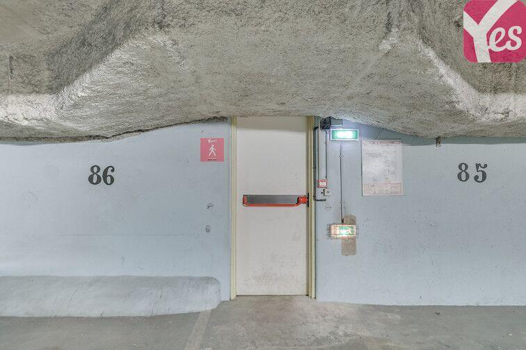 Parking Chemin Vert - Paris 11 garage