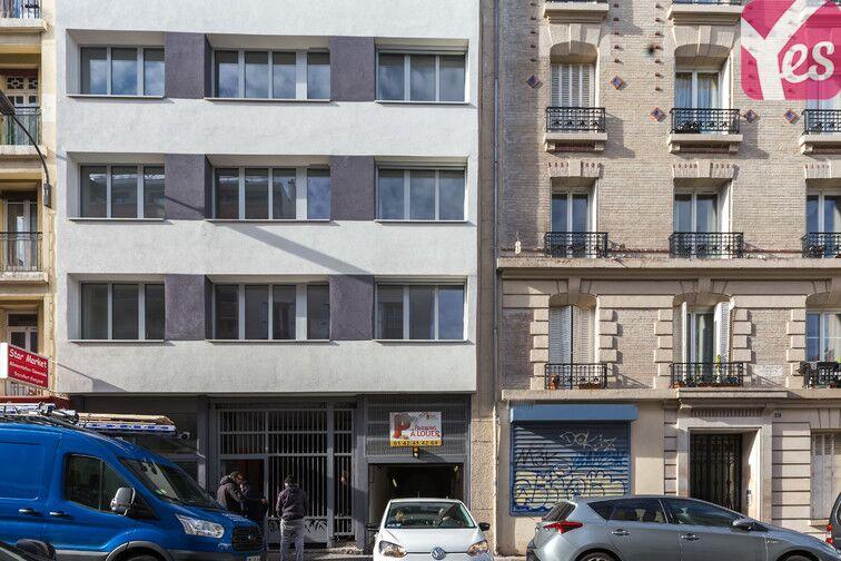Parking Docteur Potain - Télégraphe - Paris 19 75019