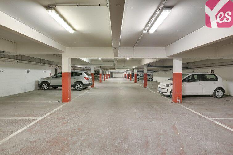 Parking Docteur Potain - Télégraphe - Paris 19 sécurisé