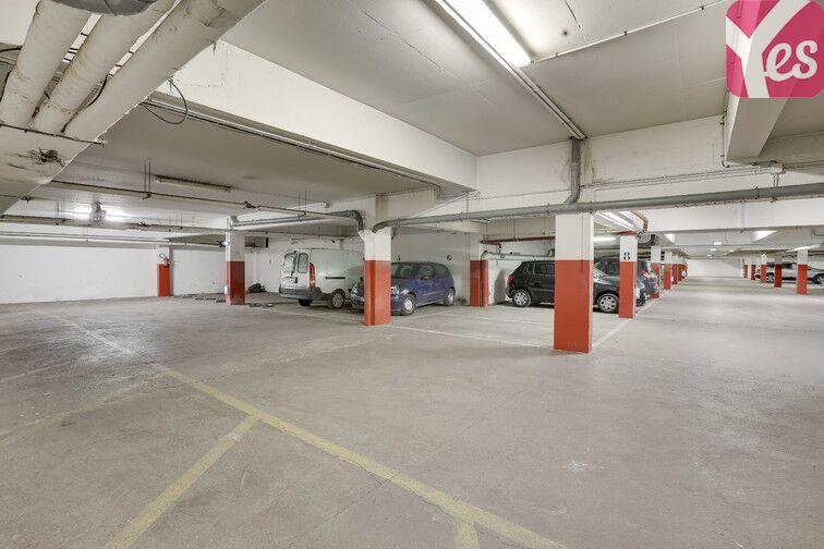 Parking Docteur Potain - Télégraphe - Paris 19 caméra