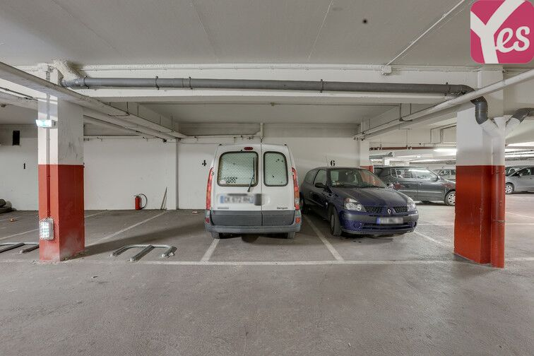 Parking Docteur Potain - Télégraphe - Paris 19 garage