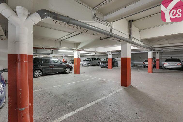 Parking Docteur Potain - Télégraphe - Paris 19 location mensuelle