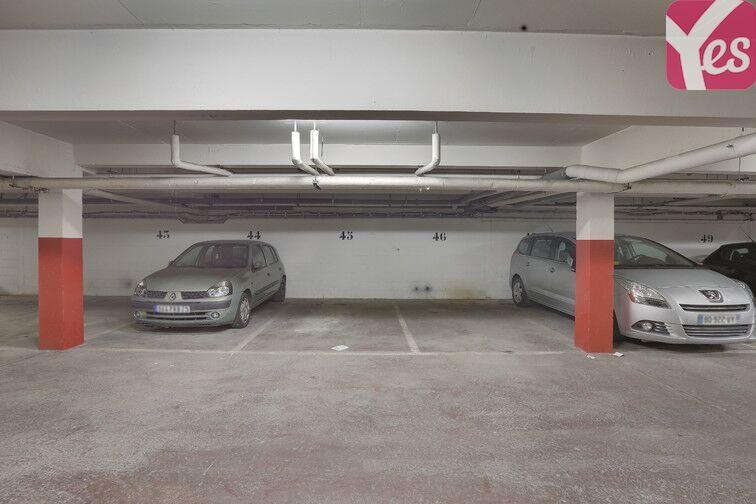 Parking Docteur Potain - Télégraphe - Paris 19 24/24 7/7