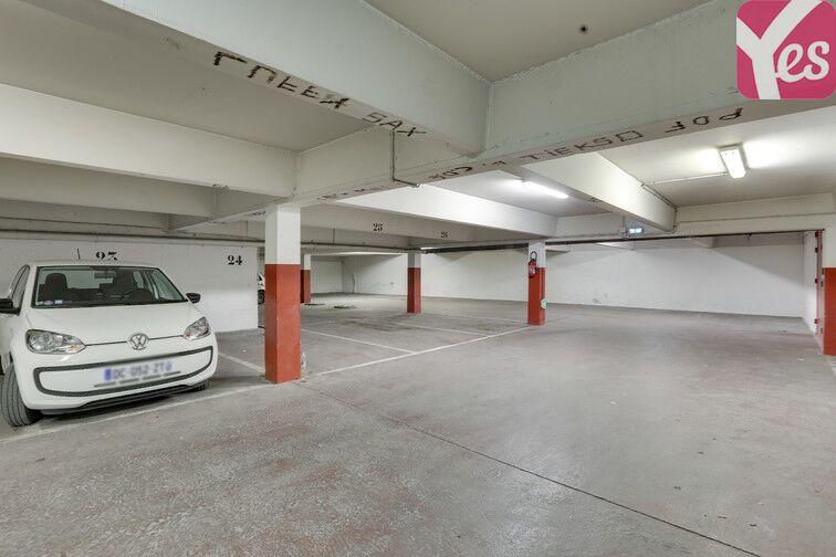 Parking Docteur Potain - Télégraphe - Paris 19 avis