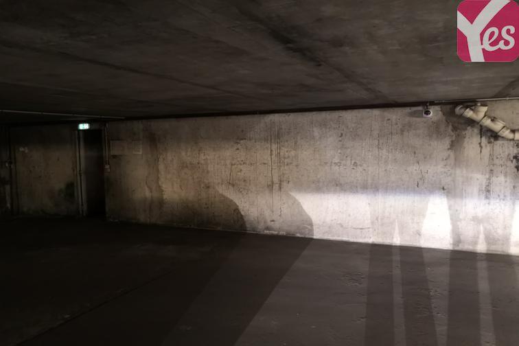 Parking Pantin - Victor Hugo caméra