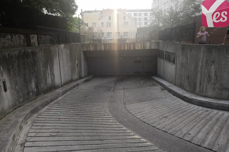 Parking Pantin - Victor Hugo garage