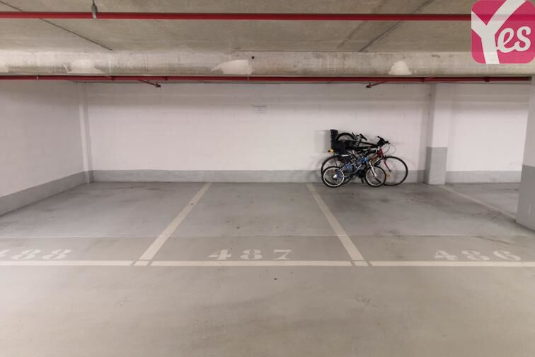 Parking Forêt Domaniale de Meudon - Vélizy-Villacoublay sécurisé