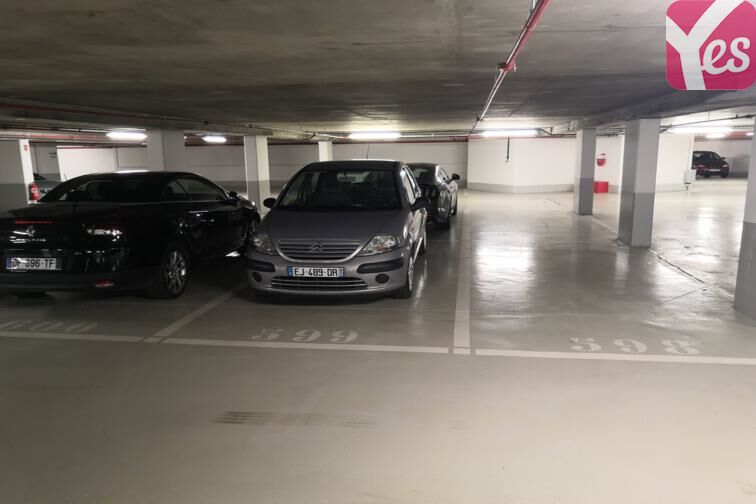 Parking Forêt Domaniale de Meudon - Vélizy-Villacoublay avis