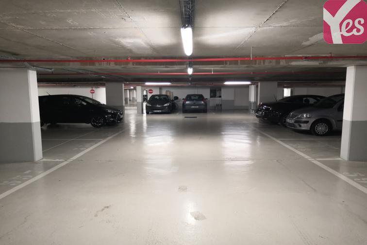 Parking Forêt Domaniale de Meudon - Vélizy-Villacoublay 5 avenue Morane Saulnier
