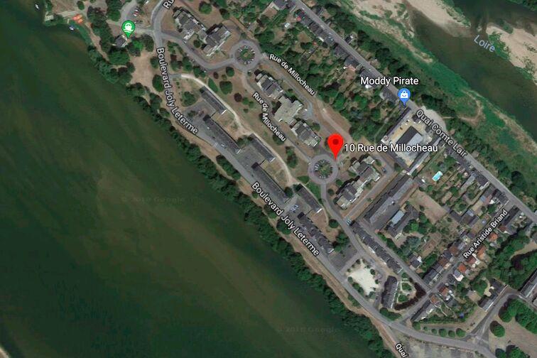location parking Île Millocheau - Saumur