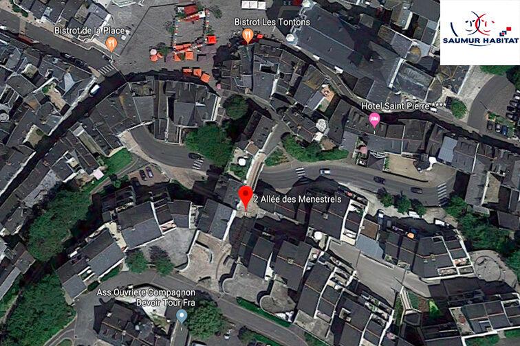 location parking Tribunal d'Instance - Saumur